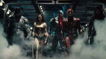 Zack Snyder's Justice League Yeni Fragmanı