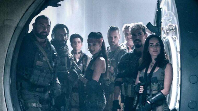 Army of the Dead fragmanı