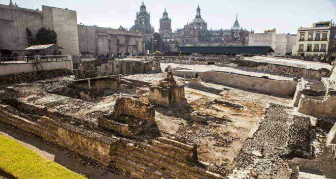 Templo Mayor Aztek