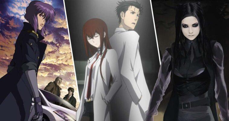 bilimkurgu anime önerileri