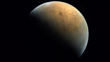 Birleşik arap emirlikleri mars hope uzay