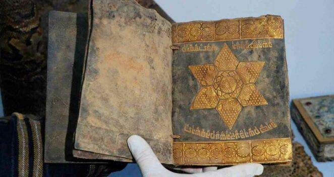 dini kitap kaçakçılık