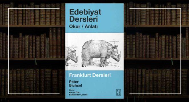 Edebiyat Dersleri – Peter Bichsel Exlibris Dizisi