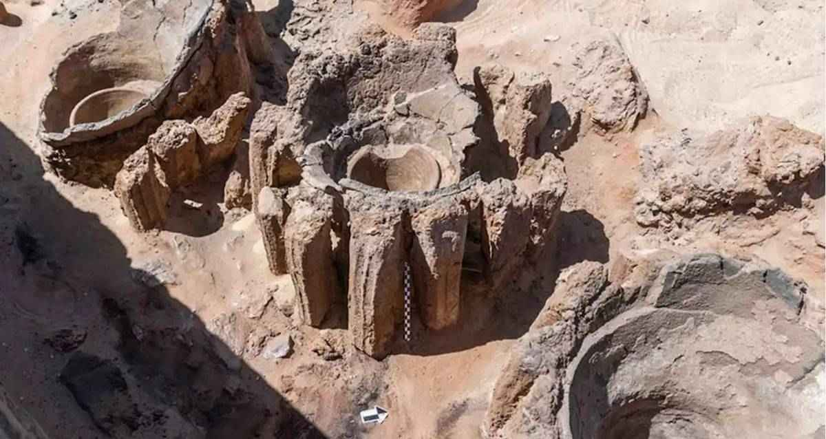 Tarihin En Eski Bira Fabrikası Mısır