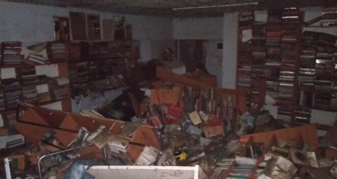 Exlibris Kitabevi İzmir Sel Felaketi Yardım