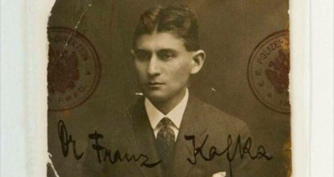 Kafka Fotoğrafı