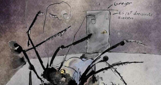Dönüşüm Gregor Samsa