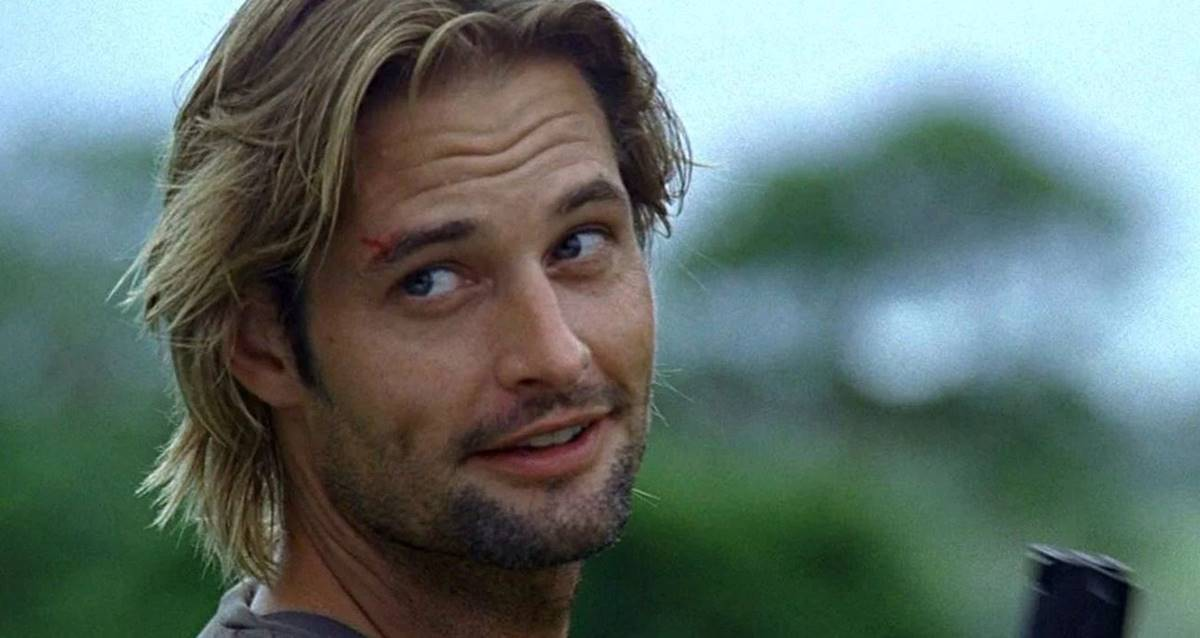 Lost Finali Josh Holloway sawyer araf