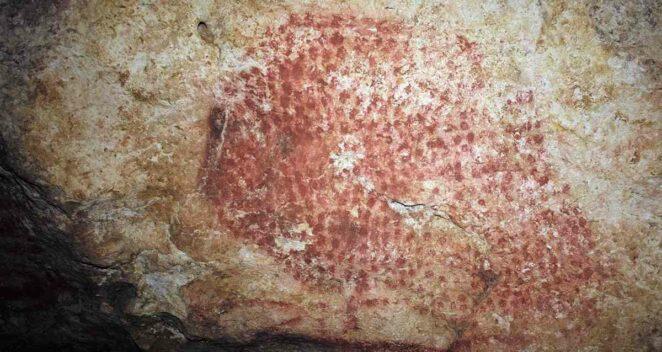 mağara duvarı deniz kabuğu sesi boru