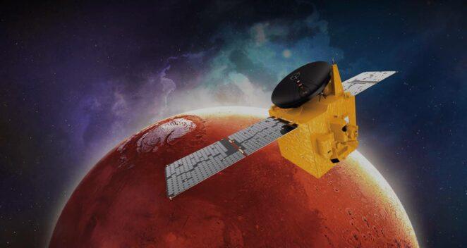 Mars Hope Birleşik Arap Emirlikleri
