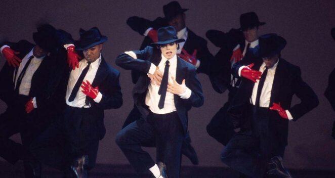 michael jackson dans