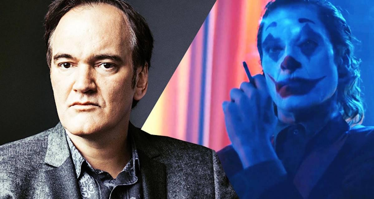 Quentin Tarantino Joker Yorum