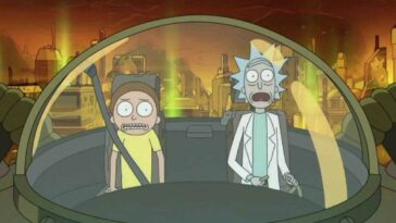 Rick and Morty 7. Sezon