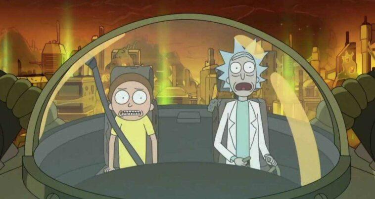 Rick and Morty 7. Sezon