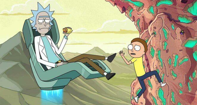Rick and morty sinema filmi