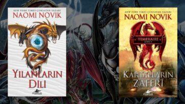 Temeraire Serisi 5. Kitap 6 - Naomi Novik