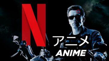 Terminator Netflix Anime Dizisi