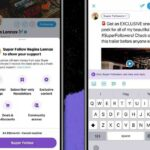 Twitter Super Follows Spaces