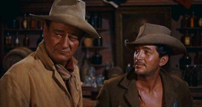 western filmleri Rio Bravo