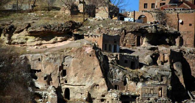 Yamula barajı kayseri mezarlık