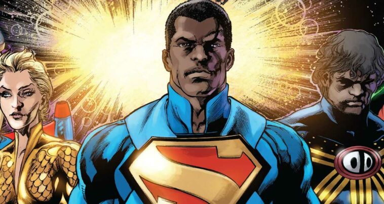 Yeni Süpermen Filmi Black Superman