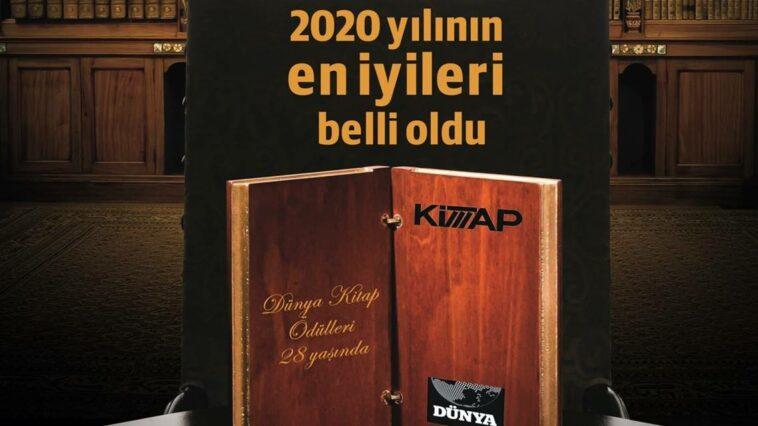 2020 Dünya Kitap Ödülleri Kazananları