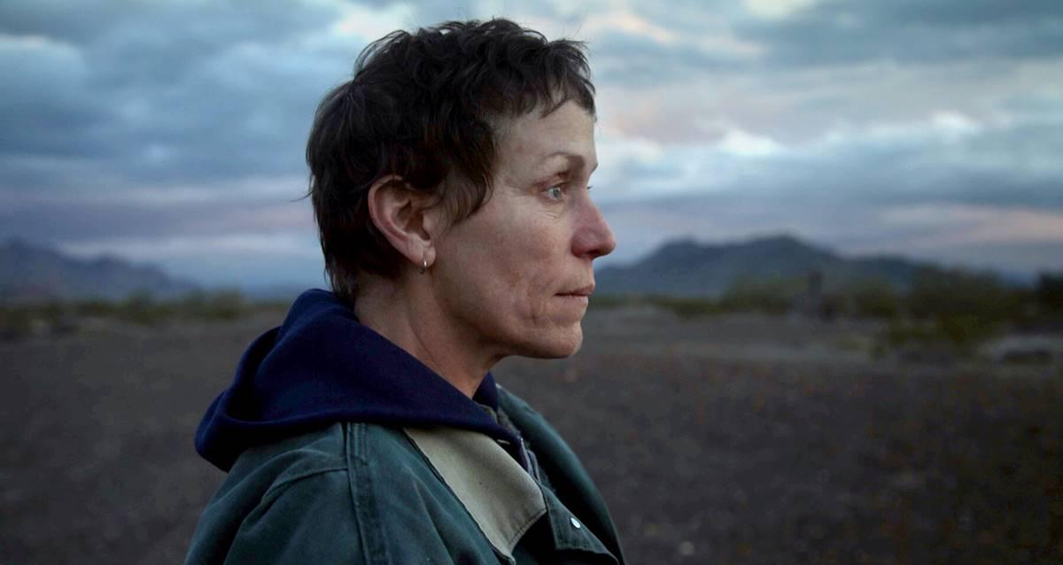 En İyi Kadın Oyuncu: Frances Mcdormand (Nomadland)