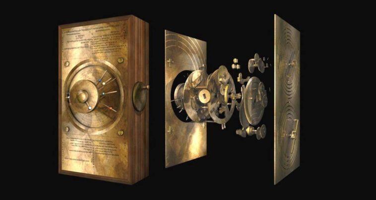 Antikythera dünyanın ilk bilgisayarı