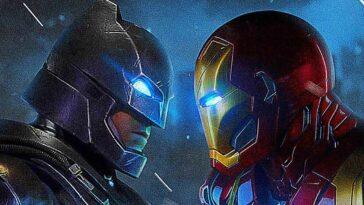 En Zengin Süper Kahraman Batman Iron Man