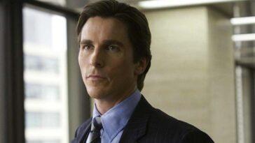 Christian Bale The Pale Blue Eye