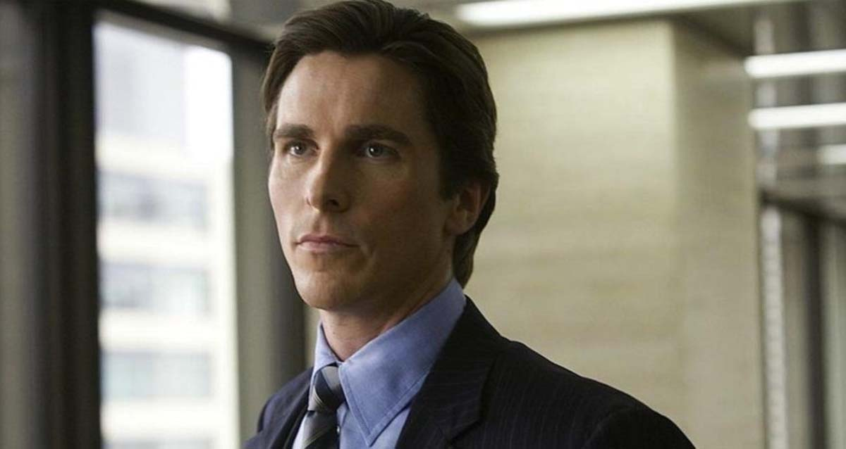 Christian Bale The Pale Blue Eye
