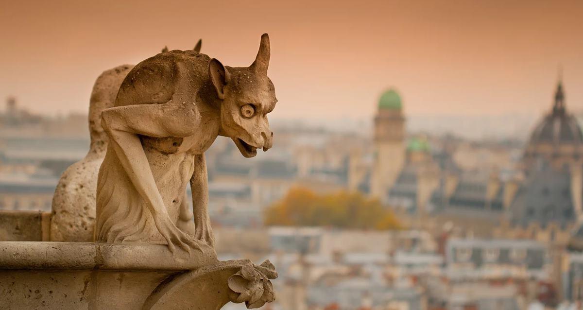 Gargoyle nedir gotik mimari hakkında bilgi