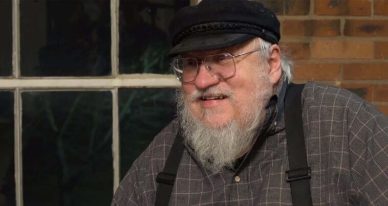George R.R. Martin HBO Game of Thrones