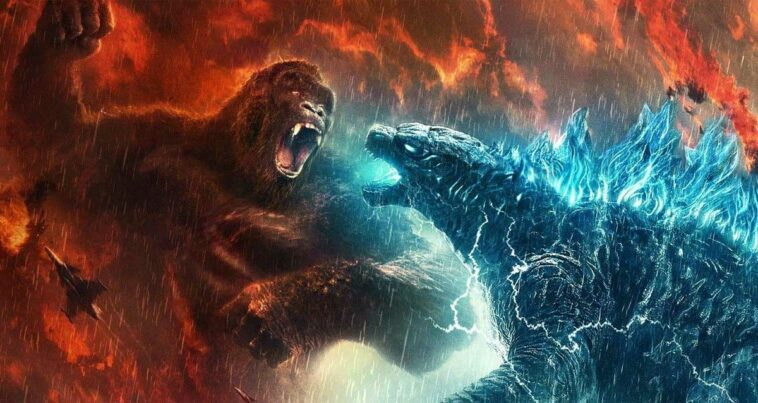 Godzilla vs. Kong incelemesi