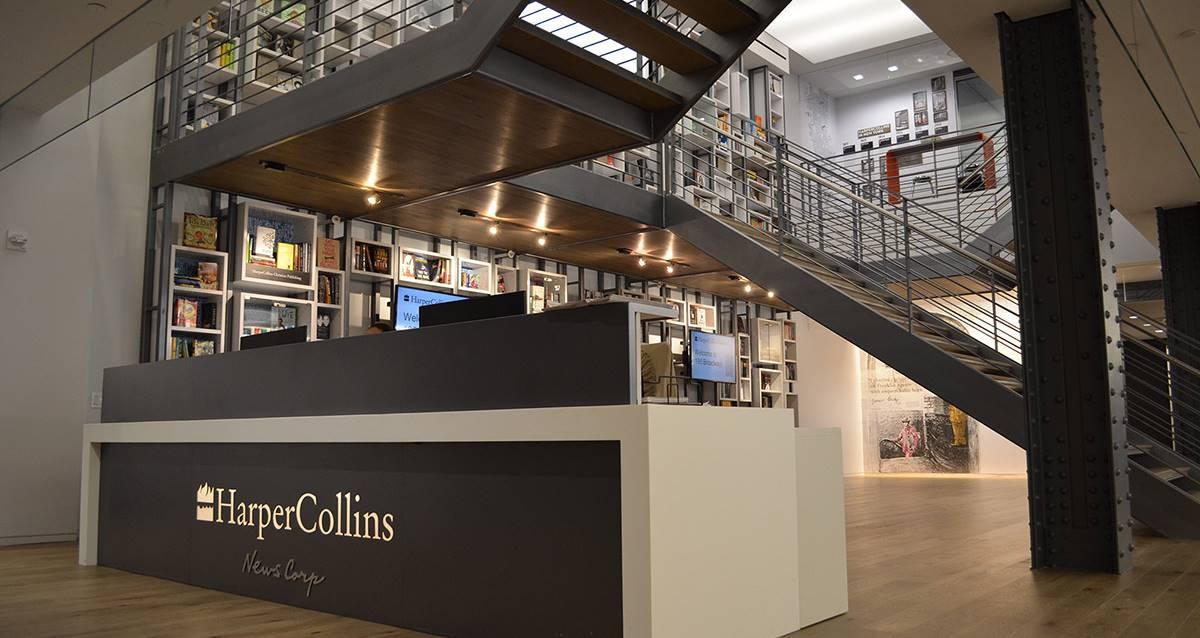 HarperCollins - Houghton Mifflin satın alma