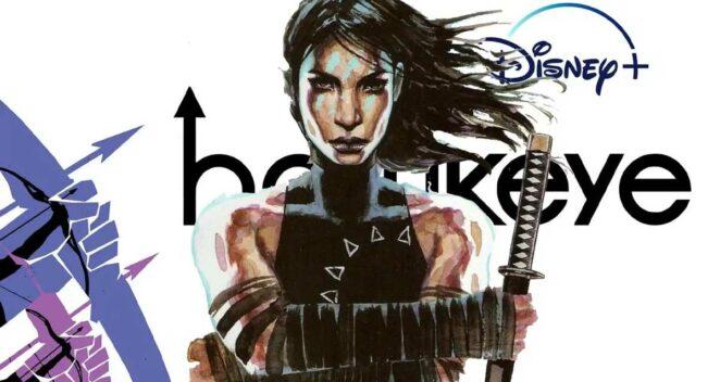 Hawkeye Dizisi Echo