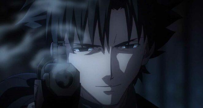 Kiritsugu Emiya (Fate/Zero) Anime Anti Kahraman