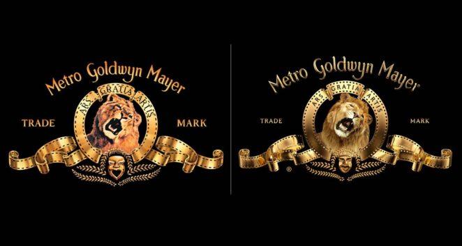 MGM Studios Yeni Logosu