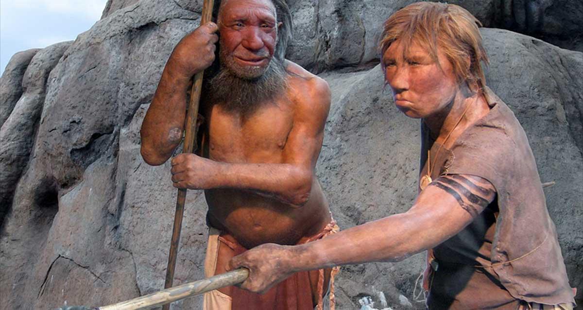 Neandertal aşölyen alet