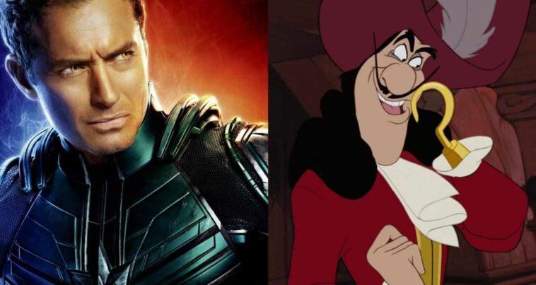 Peter Pan and Wendy filmi çekimleri