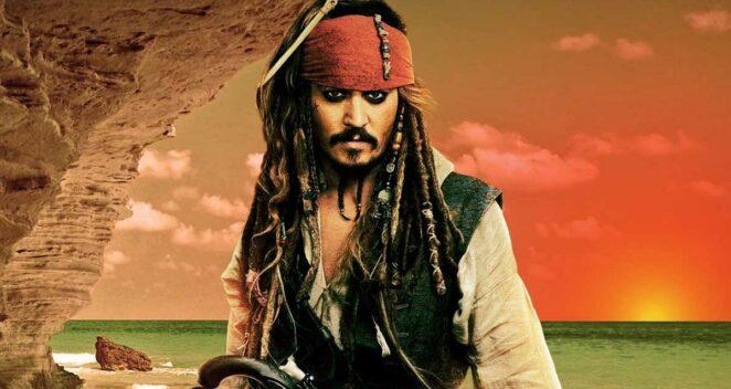 Pirates of the Caribbean Jack Sparrow
