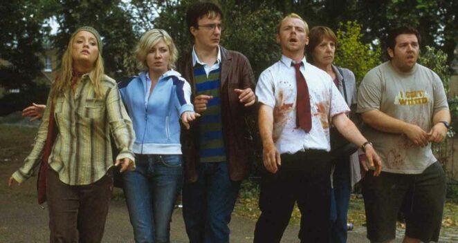 Shaun Of The Dead zombi filmleri