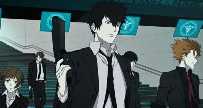 Shinya Kougami (Psycho-Pass)