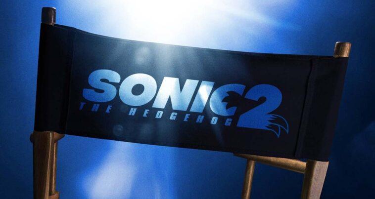 Sonic The Hedgehog 2 çekimleri