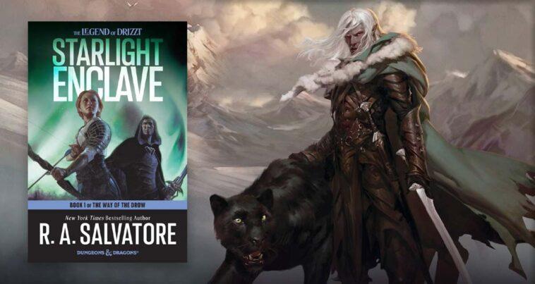 Starlight Enclave - R.A. Salvatore