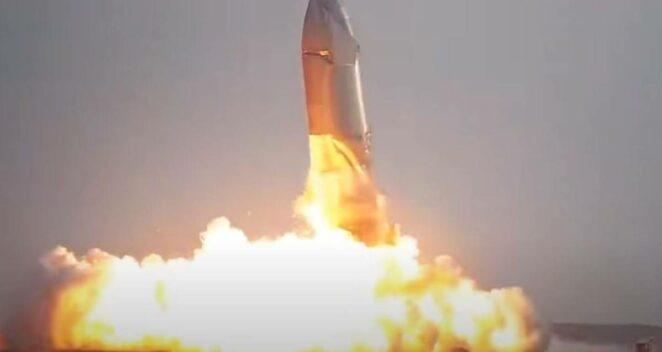 Starship SN10 patlama izle spacex elon musk