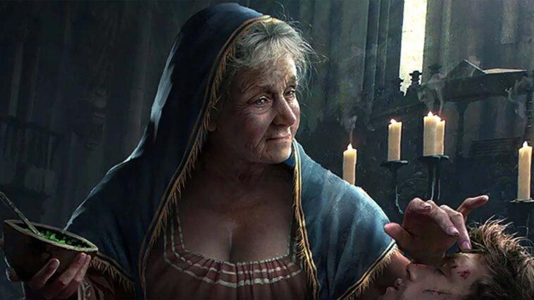 The Witcher 2. Sezon Rahibe Nenneke
