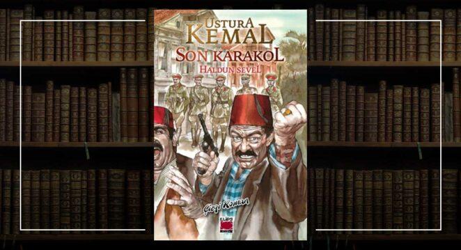 Ustura Kemal (çizgi roman) – Haldun Sevel