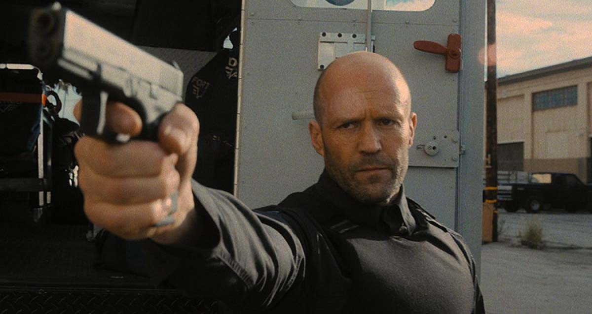 Wrath of Man Fragmanı Jason Statham
