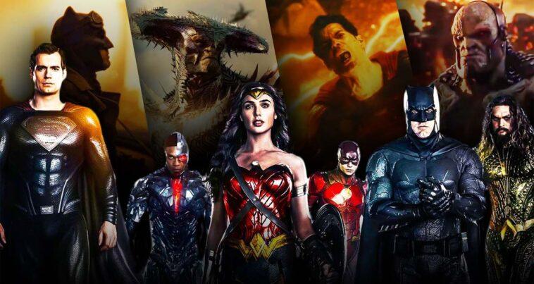 Zack Snyder's Justice League: Snyder Cut final fragman